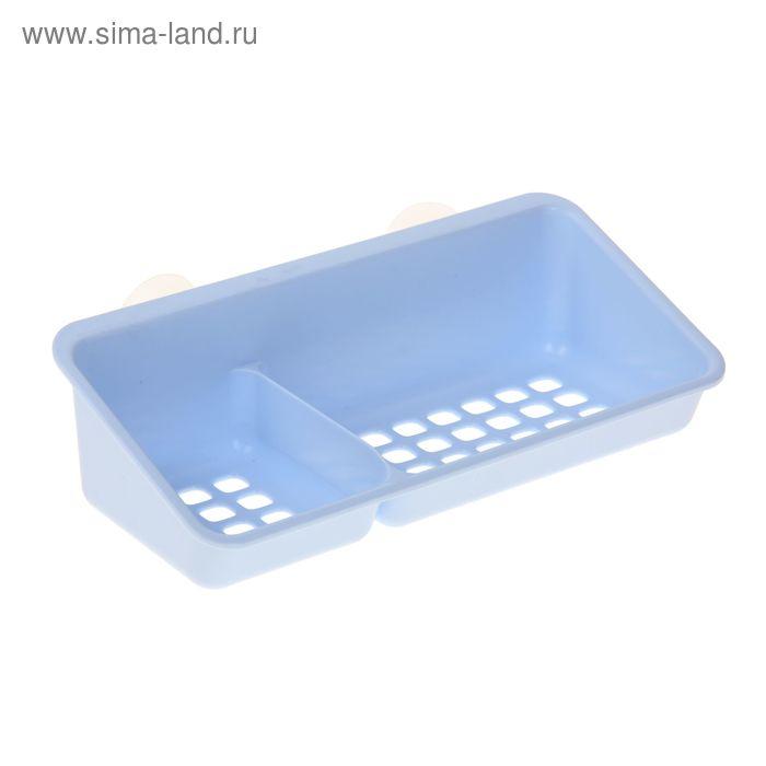 Полка Unico, цвет светло-голубой