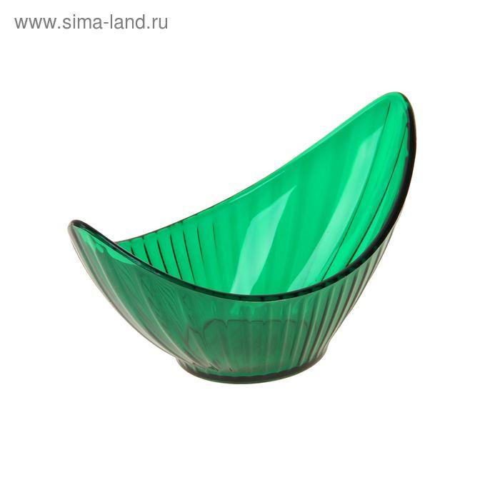 """Креманка 200 мл """"Акри"""", цвет зеленый"""
