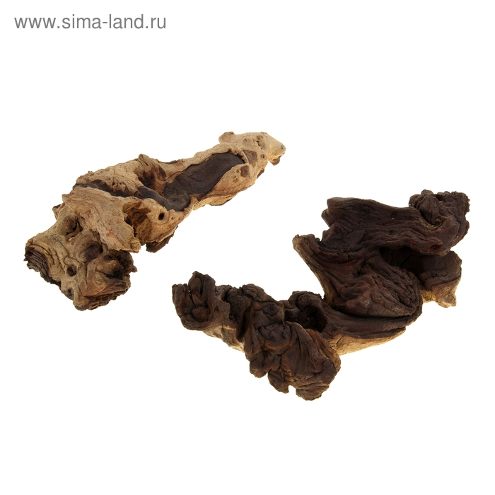 Коряга натуральная JBL Mopani Wurzel, размер 20-35 см, M