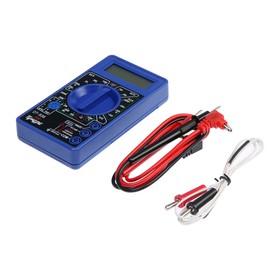 Мультиметр TUNDRA basic, цифровой DT-838