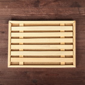 "Доска ""Рамка"" для нарезки хлеба"