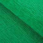 """Бумага гофрированная, 563 """"Зелёная"""", 0,5 х 2,5 м"""