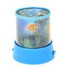Синий, рыбы