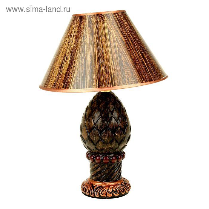 "Лампа настольная ""Орешник"", выкл. на шнуре"