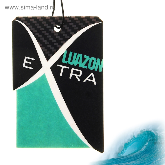 """Ароматизатор для авто """"Luazon Extra"""", звездная пыль"""