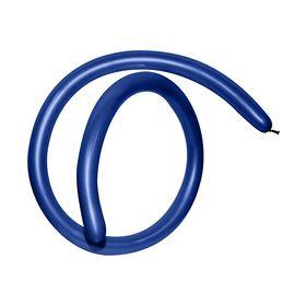 Шар для моделирования 260, набор 100 шт., цвет синий