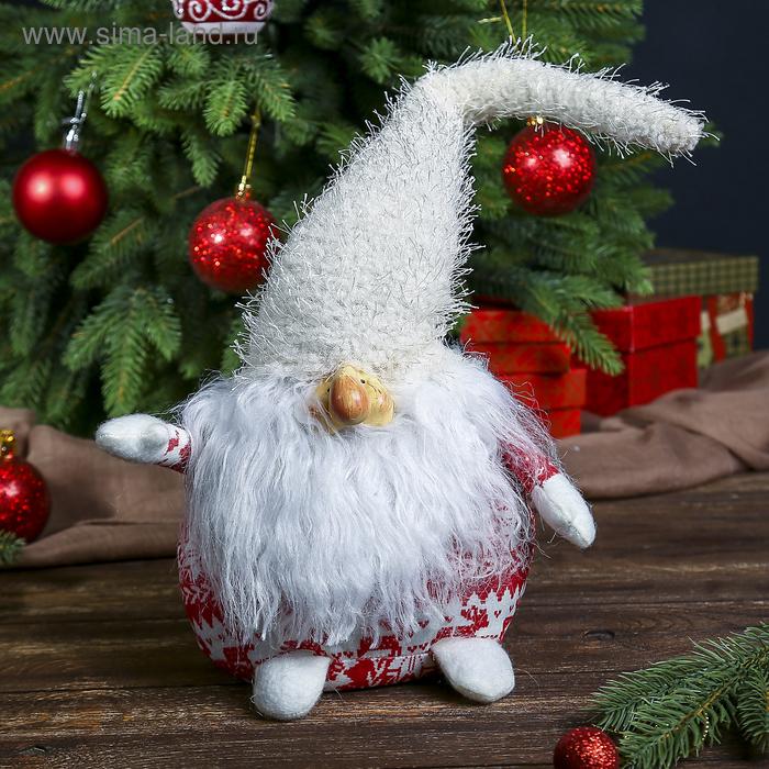 """Сувенир """"Дед мороз - мохнач"""""""