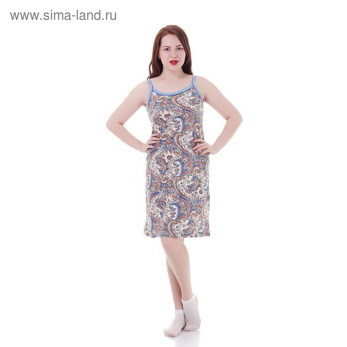 Сарафан женский 12-874-009 МИКС, р-р 50 (XL)