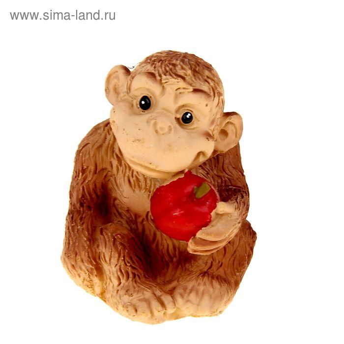 "Сувенир ""Обезьянка с фруктом"" МИКС"