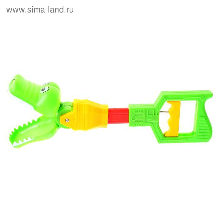 """Игрушка """"Голодный крокодил"""" МИКС"""
