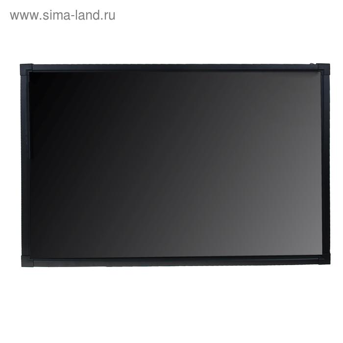 Доска светодиодная 50 х 70 см, под фломастер, LED, 220V