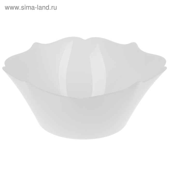 Салатник 290 мл Authentic White, 12 см