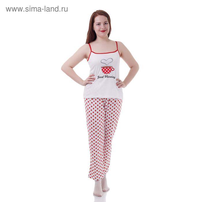 Пижама женская (топ, брюки) W GM107, р-р 50