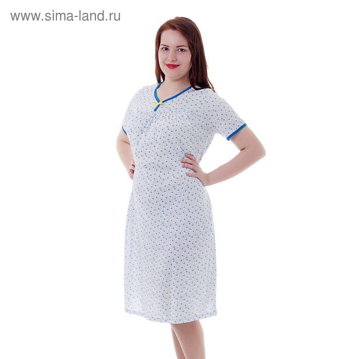 Сорочка женская LS 01-005  МИКС, р-р 52