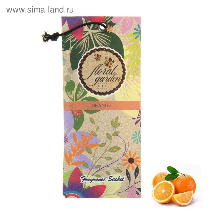 """Саше """"Цветочный сад"""" Апельсин"""
