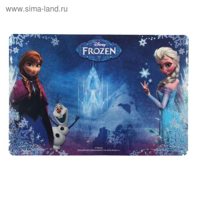 Подкладка Frozen А3 для лепки и рисования 29*43см