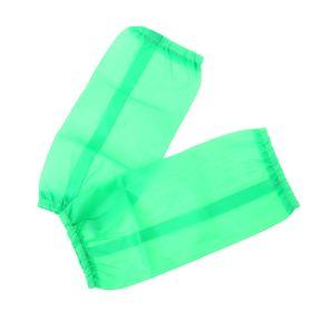 Нарукавники для труда 250x120 мм, зелёные Ош
