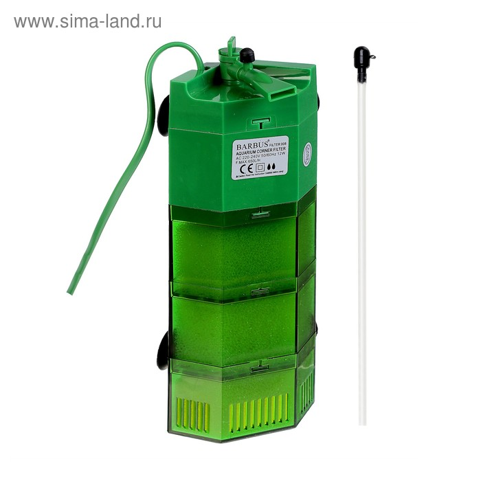 Фильтр внутренний секционный био-фильтр (650л/ч)