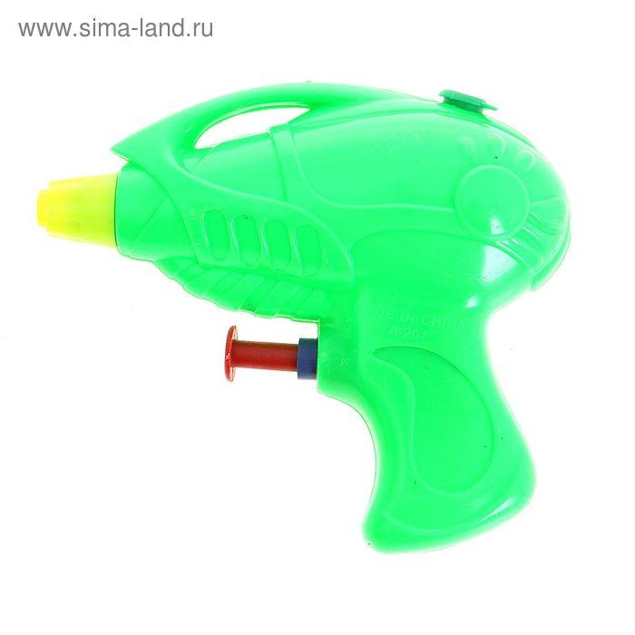 Водный пистолет МИКС А 202 A203  11*8