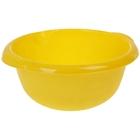 Таз 6,5 л, цвет желтый