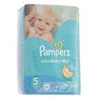 Подгузники «Pampers» Active Baby-dry, Junior, 11-18 кг, 16 шт/уп