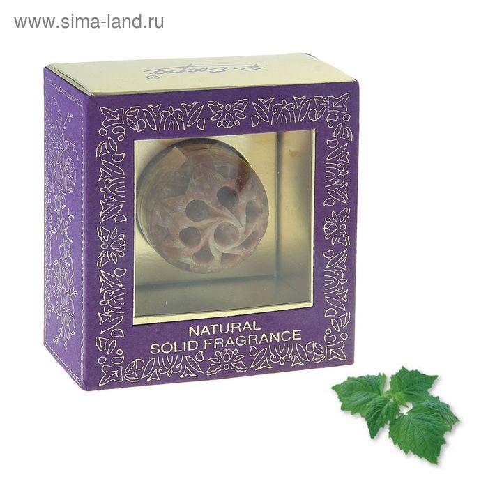 Сухие духи 8 гр в мыльном камне средний Пачули