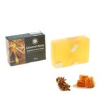 Мыло глицериновое с эфирными маслами ручной работы 100 гр Корица Мед