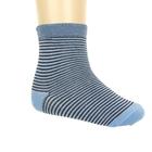Носки детские, цвет голубой, размер 12