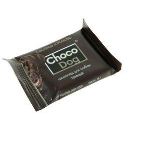 "Темный шоколад  для собак ""CHOCO DOG"", 15 гр."