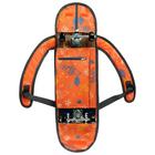 Сумка для скейтборда, принт мальчик, 80х24 см, цвета микс