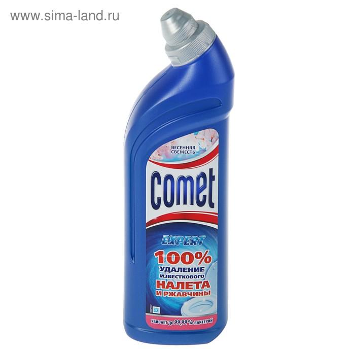 """Средство чистящее для туалета Comet """"Весенняя свежесть"""", 750 мл"""