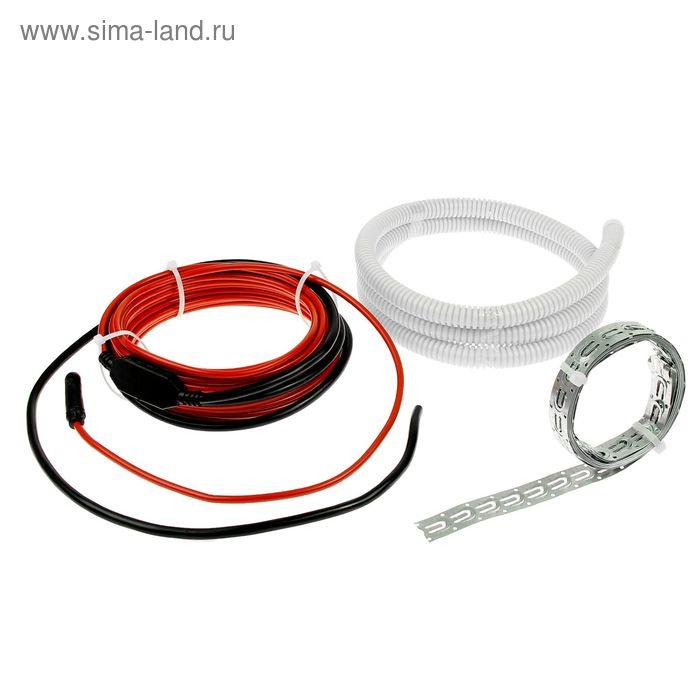 Теплый пол Warmstad WSS-210, кабельный, 210 Вт, под стяжку, 1.4-1.9 м2