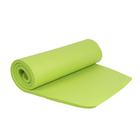 Коврик для йоги 15 мм YK1-15, цвета микс