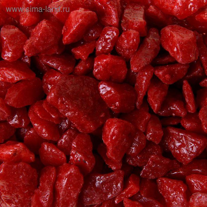 Мраморная крошка красная 5-10 мм 350 г