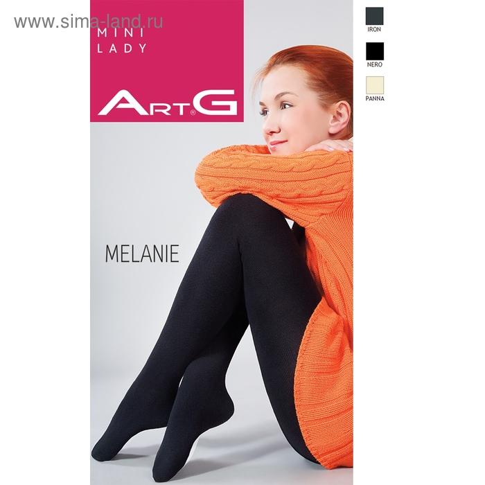 Колготки ARTG MELANIE 250 (iron, р-т 128-134)