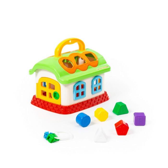 """Развивающая игрушка """"Сказочный домик"""""""