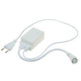 Контроллер уличный для гирлянд УМС, до 500 LED, Н.Б. 3W, 8 режимов