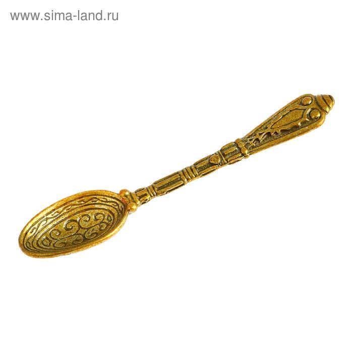 """Сувенир """"Ложка"""" (золото)"""