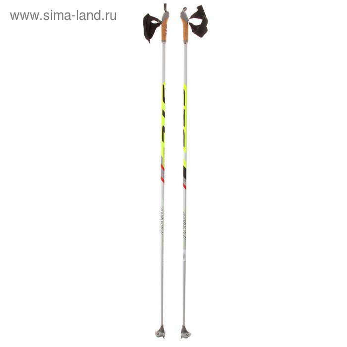 Палки лыжные карбоновые TREK Skadi (150 см), цвета микс