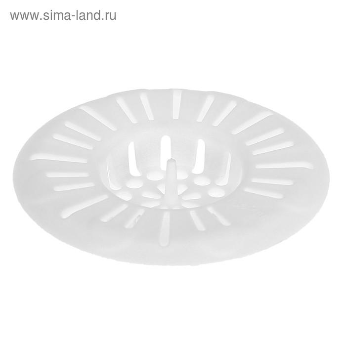 Фильтр для раковины, цвет снежно-белый