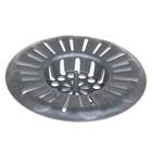 Фильтр для раковины Berossi, d=8 см, цвет серый