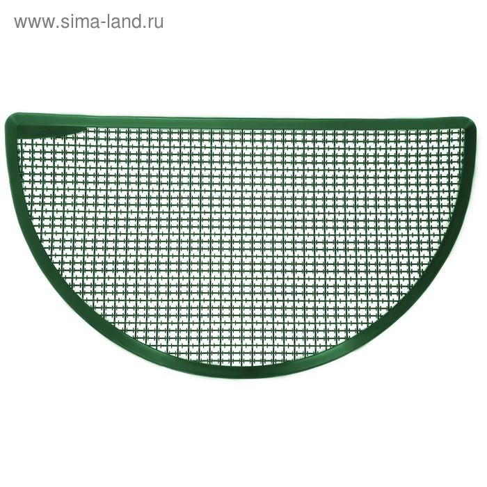 Коврик для прихожей Step Plus, цвет зеленый