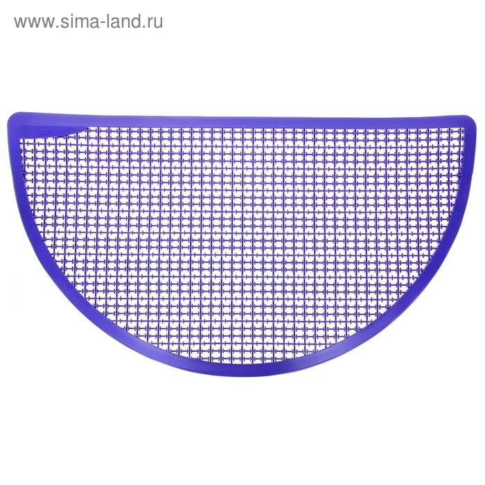 Коврик для прихожей Step Plus , цвет синий