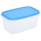 Контейнер пищевой 500 мл Venecia, цвет голубой