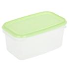 Контейнер пищевой 500 мл Venecia, цвет зелёный