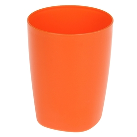 Стакан 'Aqua', цвет мандарин Ош