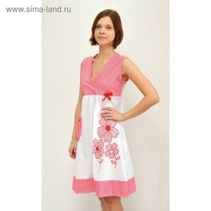 Сорочка женская СИ-39, цвет микс, размер 52