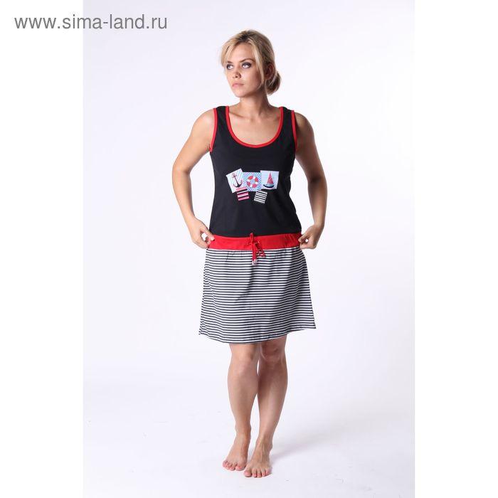 Платье женское Т-837 МИКС, р-р 52