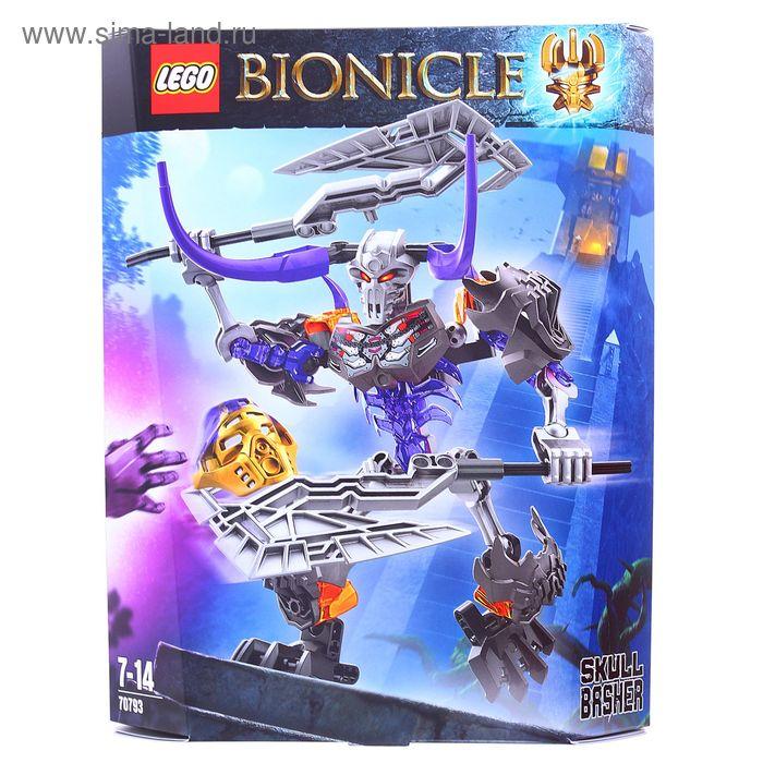 """Конструктор """"Биониклы. Череп-Крушитель"""", 72 элемента"""