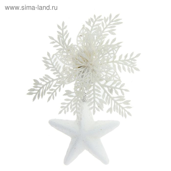 """Украшение новогоднее """"Веточки со звездой"""""""